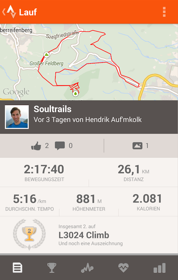 strava gps laufen radfahren android apps auf google play. Black Bedroom Furniture Sets. Home Design Ideas
