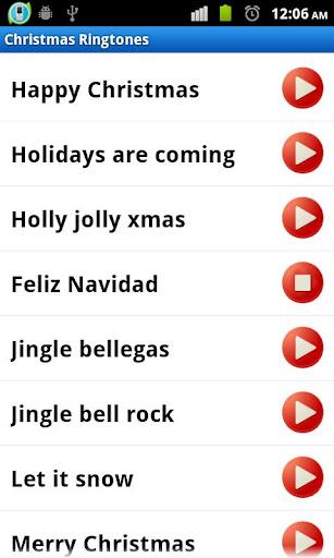 Christmas Ringtones - Apps on Google Play