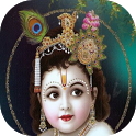 Baby Krishna Live Wallpaper icon