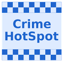 Crime HotSpot - UK icon
