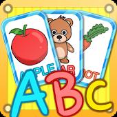 ABC English Card