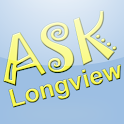 Ask Longview! logo