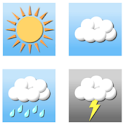 Gluck Weather Forecast logo