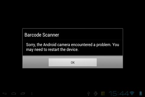 Disable Camera device ICS/JB - screenshot