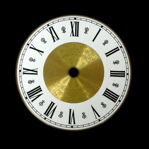 Classic Gold Clock Widget 個人化 App LOGO-硬是要APP