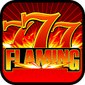 Flaming 777 Slots icon