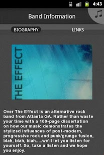 Over The Effect - screenshot thumbnail