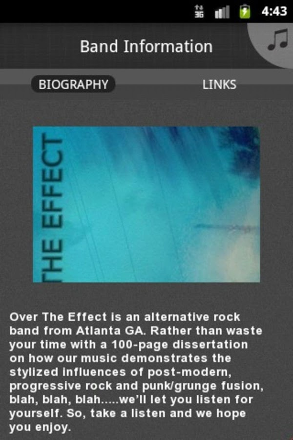 Over The Effect- screenshot