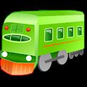 TrainInfo DK logo