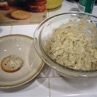 Smoked Oyster Spread.