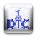 Downtown Comics logo