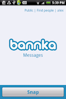 Screenshot of Bannka - Mobile paparazzi