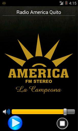 America Estereo Quito