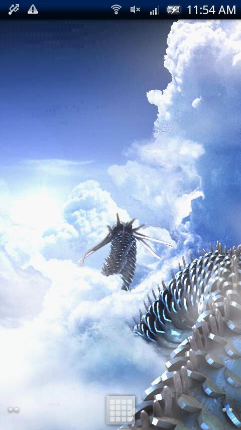 Blue Dragon Bluesky Trial- screenshot