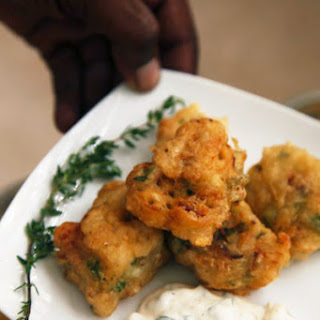Stamp-and-Go (Salt Cod Fritters)