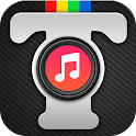 Add Background Music to Videos icon