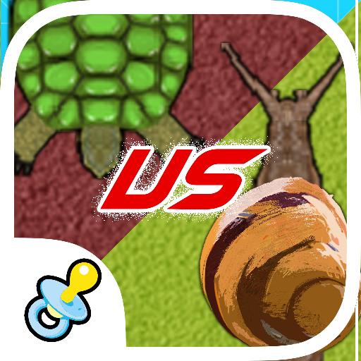 Turtle vs Snail - 慢鬥慢!? 賽車遊戲 App LOGO-APP開箱王