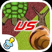 Turtle vs Snail