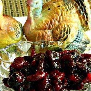 Debbie's Special Cranberry Sauce