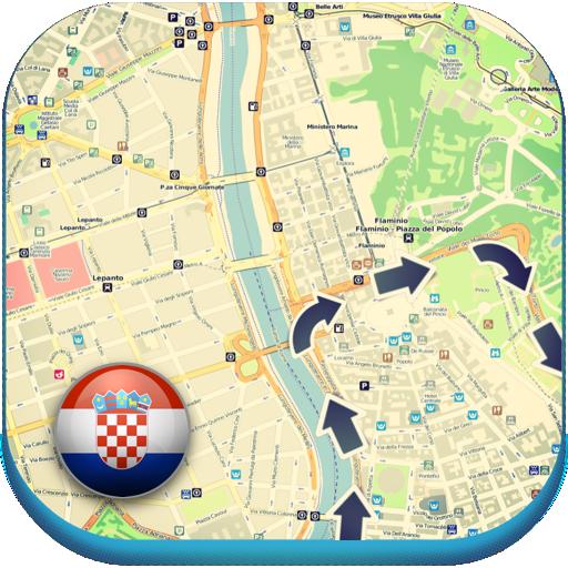 Croatia Offline Map & Weather