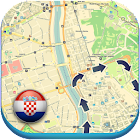 Croatia Offline Map & Weather icon