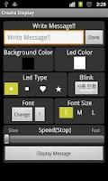 Screenshot of I am LED Display!!