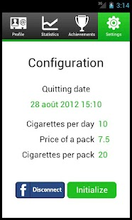 Kwit - quit smoking is a game - screenshot thumbnail
