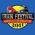 Train Festival logo