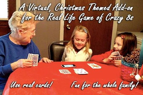 Christmas Crazy Eights - screenshot thumbnail