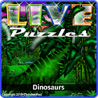 Dinosaurs Live Puzzles icon