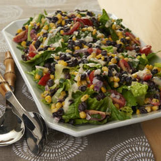 Black Bean & Corn Salsa Salad.