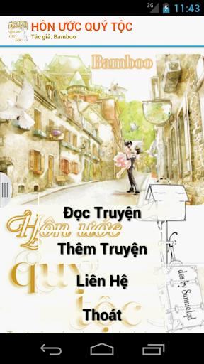 Hôn ước quý tộc - Truyen teen