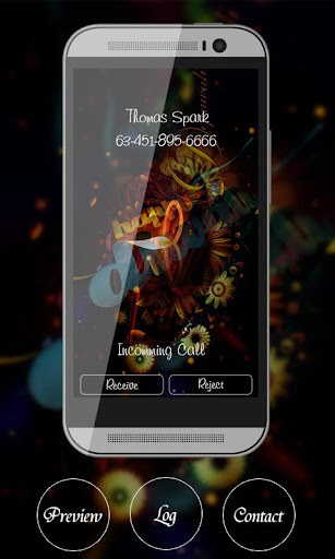 Happy Diwali Caller Screen