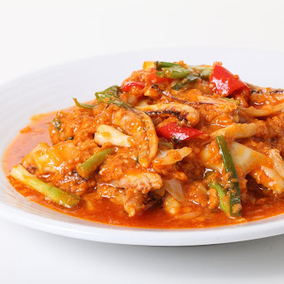 Singaporean Crab Chili