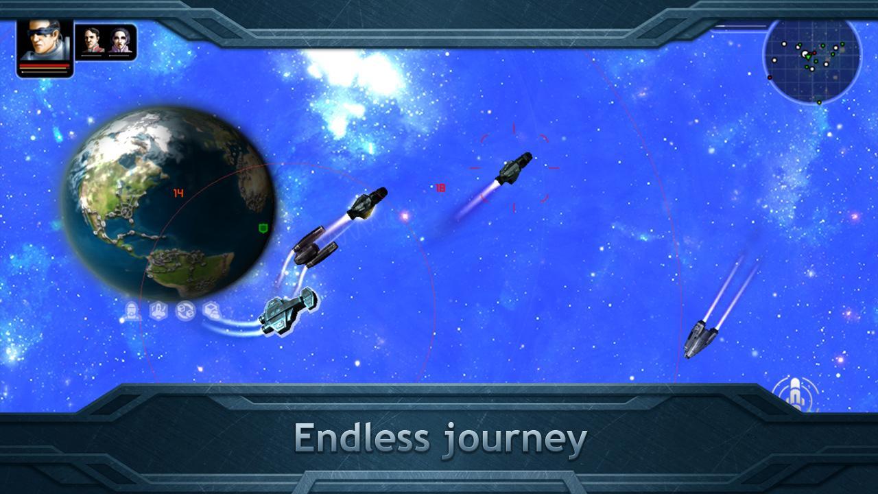 Plancon: Space Conflict screenshot #13