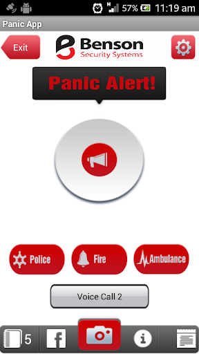 Panic App