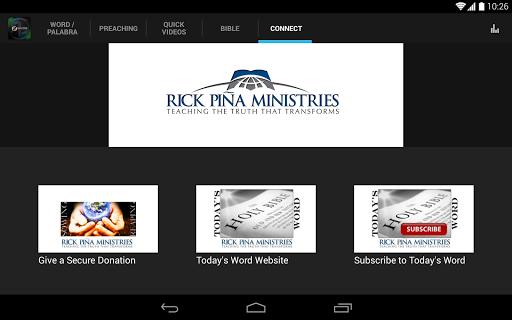 玩生活App Rick Pina Ministries免費 APP試玩