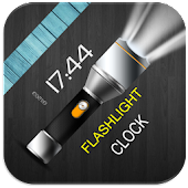 Clock Flashlight