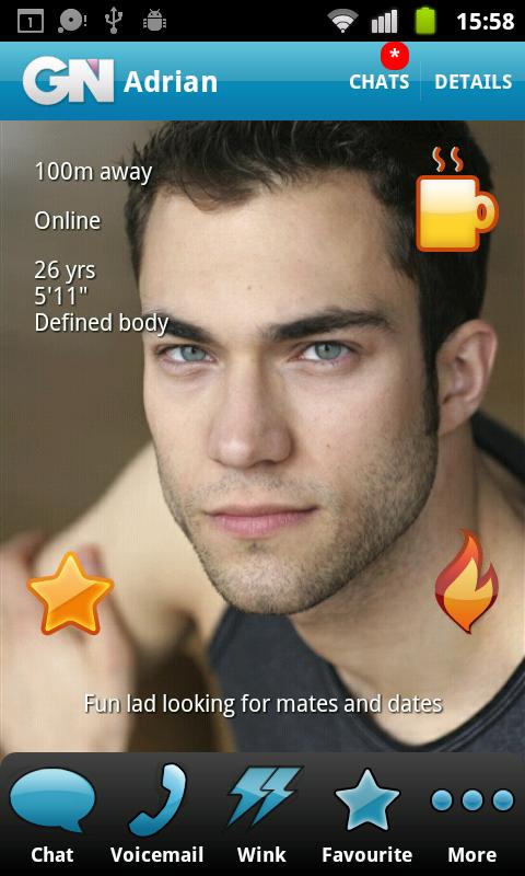 Gay dating app uk