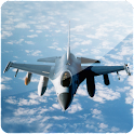 3D Fighter Plane (PRO) logo