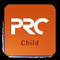 PRC Child Stops text & Drive icon