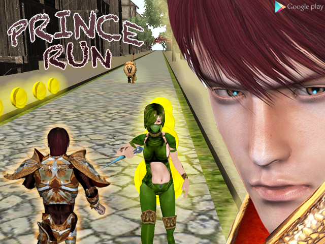 Prince Run- screenshot