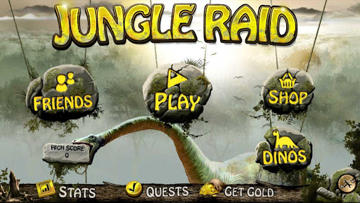 Jungle Raid