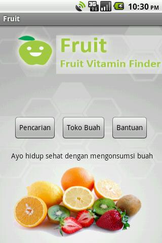 Fruit Vitamin Finder