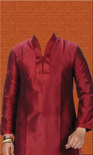 Men Salwar Kameez Photo Suit
