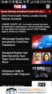 KLRT - FOX16 - screenshot thumbnail