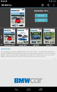 BMW Car  4.0.1.0   screenshot