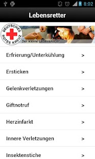 Erste Hilfe DRK- screenshot thumbnail