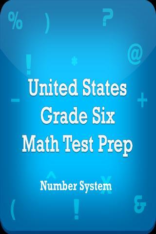 第六届数学 - 数字系统