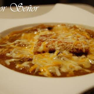 Onion Soup.
